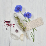 Australian grown White sage ritual smudge stick incense small product image