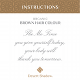Brown Instructions