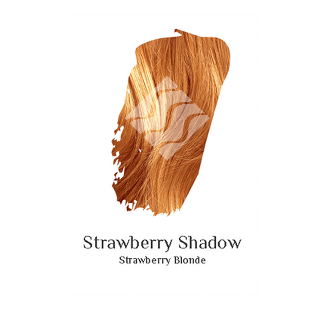 Strawberry Shadow strawberry blonde hair colour swatch