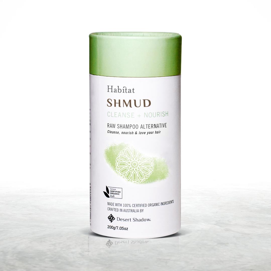 Habitat SHMUD certified organic Raw Shampoo - Cleanse & Nourish product image