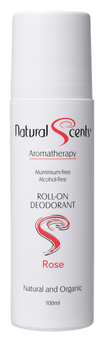 Natural Scents roll-on deodorant Rose 100ml