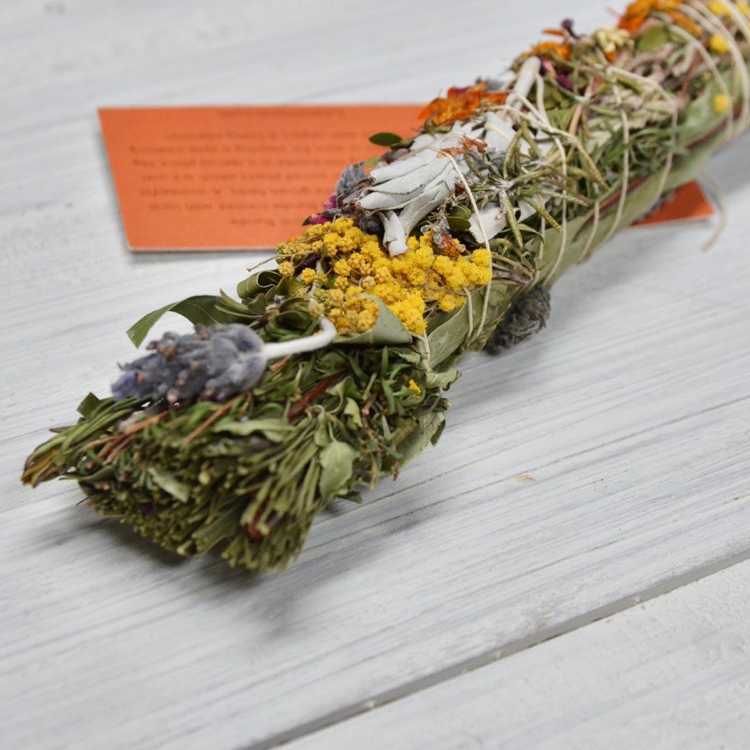 Magic botanicus ritual smudge stick large image