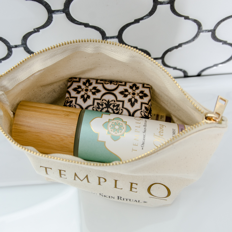 Temple O skin care pack for sensitive skin product image
