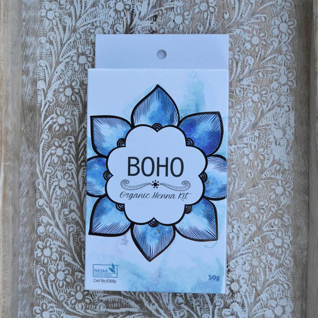 Organic henna kit 50g