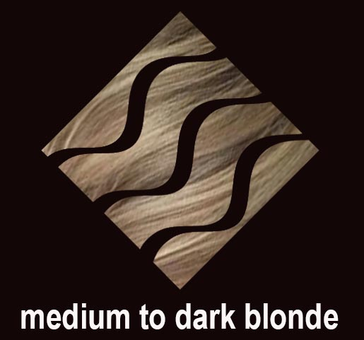 Desert Shadow choose your colour light to medium blonde tones. A guide to choosing your Desert Shadow hair colour
