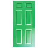 Door Vinyl Decal, Dementia Friendly - Green