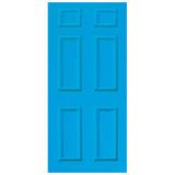 Door Vinyl Decal, Dementia Friendly - Light Blue