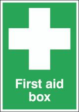 First Aid Box (70mm x 50mm)