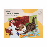 13 Piece Jigsaw - Life of a Kitten