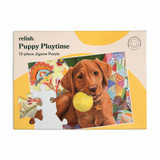 13 Piece Jigsaw - Puppy Playtime
