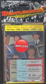 Beatlemania Memorabilia Pack