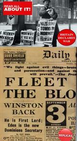 Britain Declares War Newspaper (WW2)