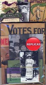 Suffragettes Memorabilia Pack