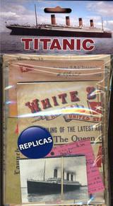 Titanic Memorabilia Pack