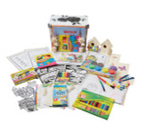 Care Home Arts and Crafts Activity Pack