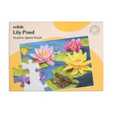 13 Piece Jigsaw - Lily Pond