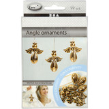 Gold Angel Wire Ornament Kit
