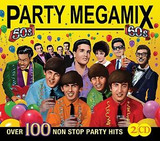 1950s-60s Party Megamix Double CD