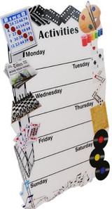 Weekly Activity Board