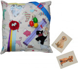 Dog Themed Sensory Activity Cushion