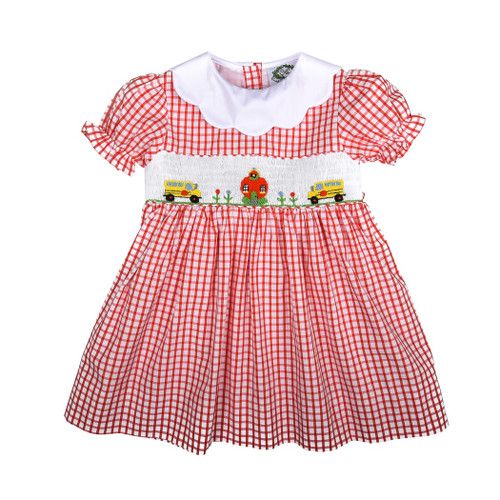 351cee7d Cecil & Lou ⋆ Smocked Clothing & Monogrammed Children's Clothes