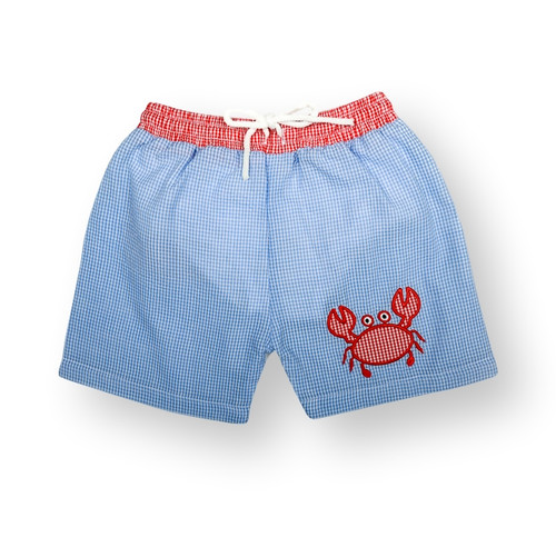 71b5572752 Boys Swimsuits ⋆ Monogrammed Boys Swimwear ⋆ Cecil & Lou