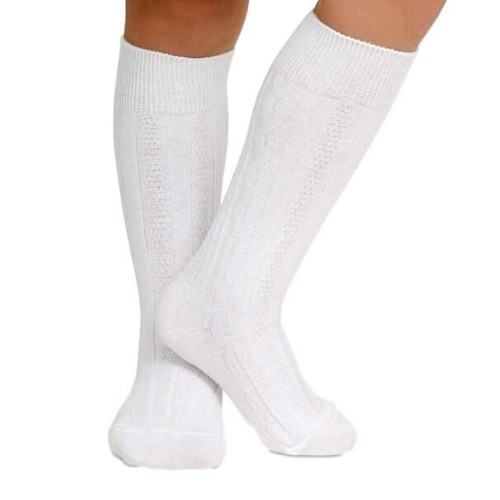 76717547f Monogrammed Knee High Socks - Cecil and Lou