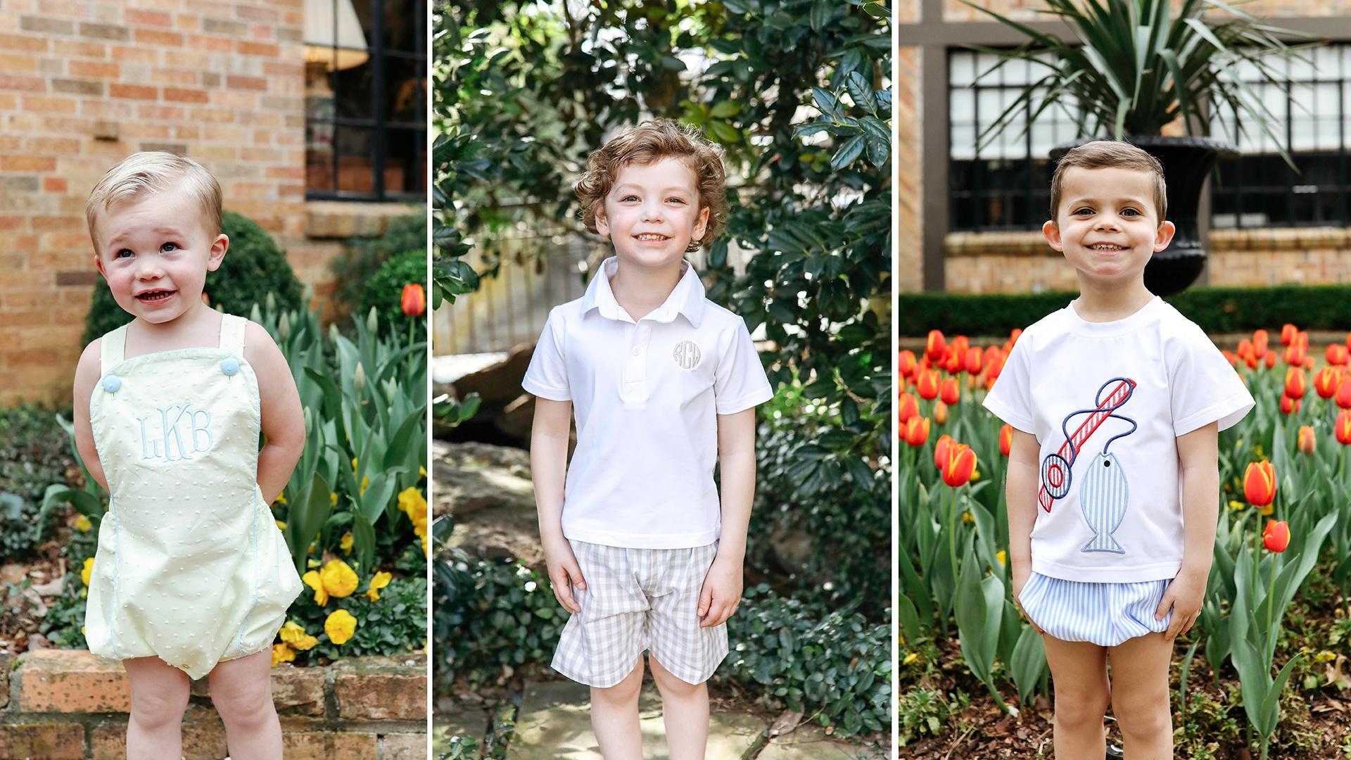 Boys Spring Clothing - Boys Summer Clothing