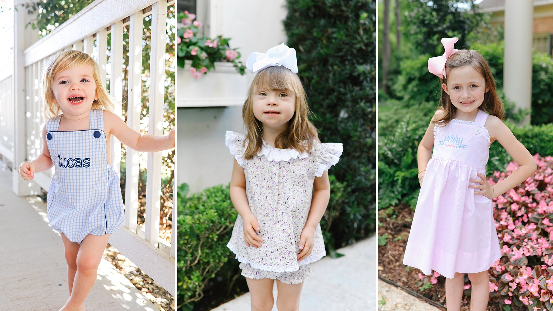 Childrens Summer Outfits