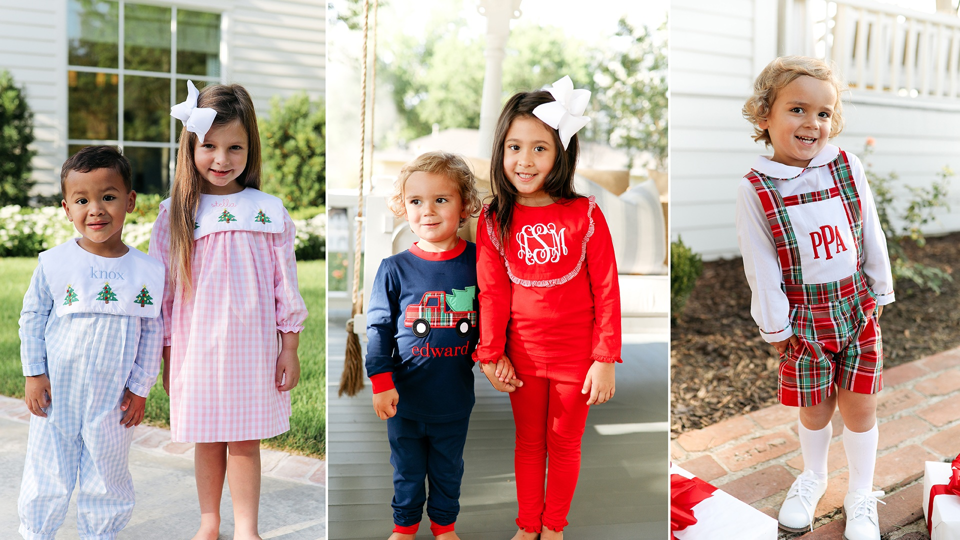 Childrens Christmas Outfits