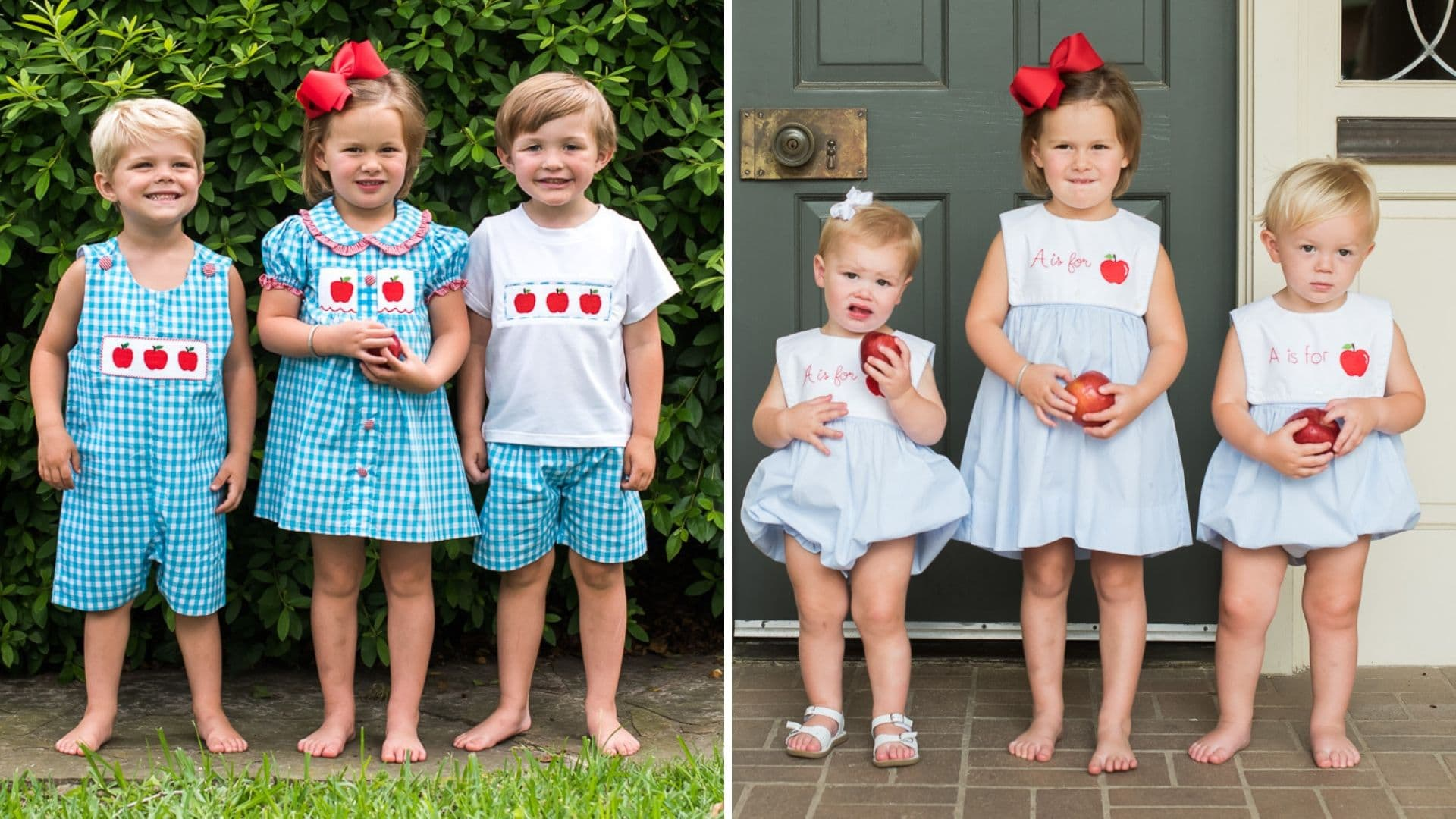 17cc72990 Cecil & Lou ⋆ Smocked Clothing & Monogrammed Children's Clothes