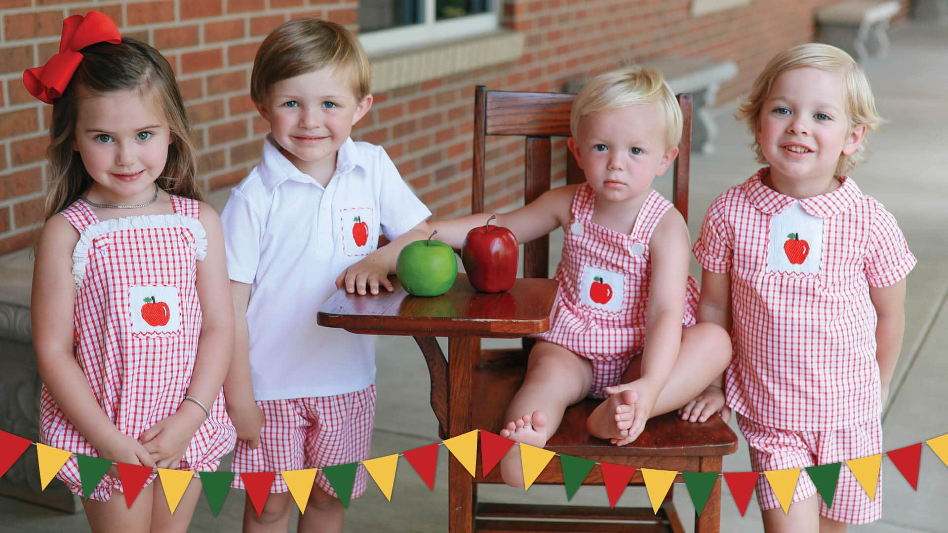 748b3c5346fc4 Cecil & Lou ⋆ Smocked Clothing & Monogrammed Children's Clothes