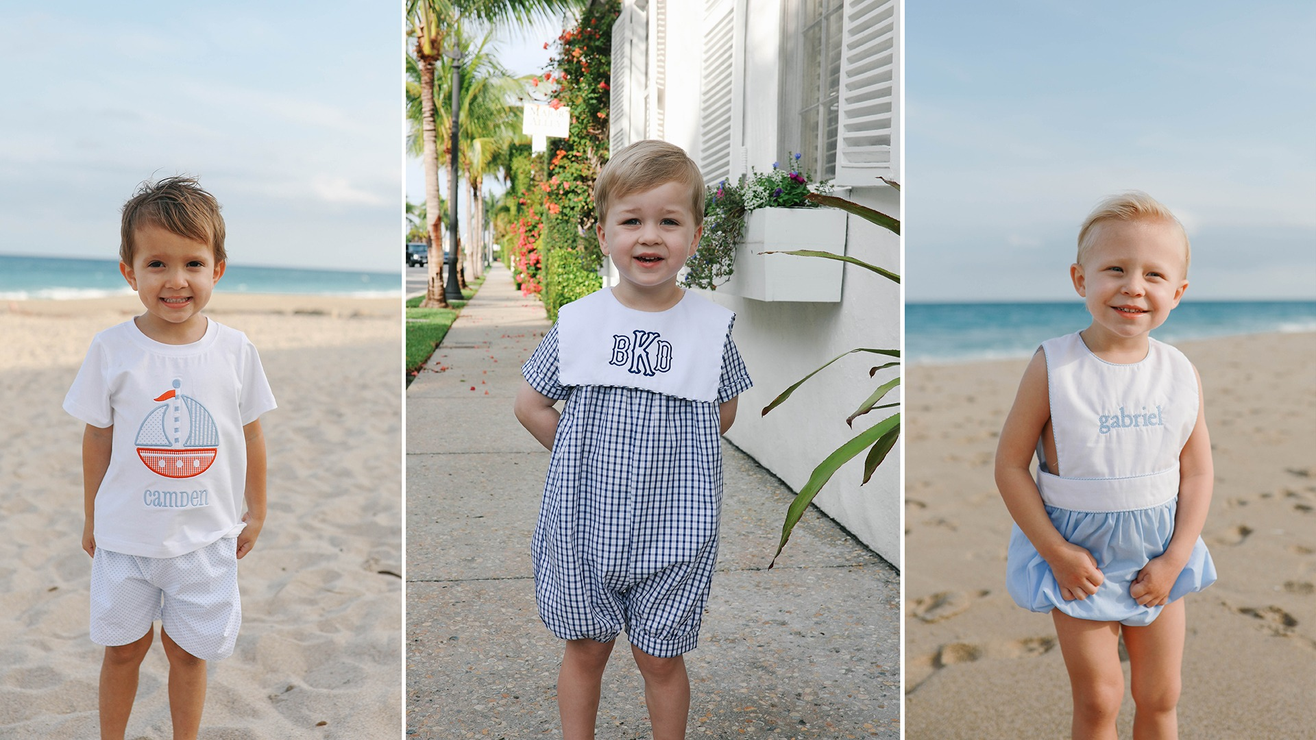 Boys Spring Clothing - Boys Summer Clothing