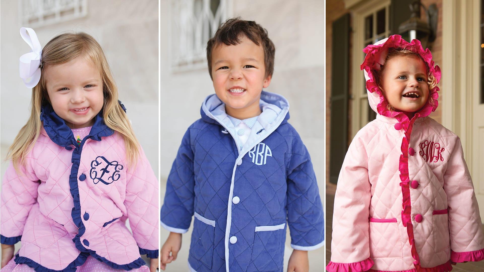 Adorable Children's Outerwear
