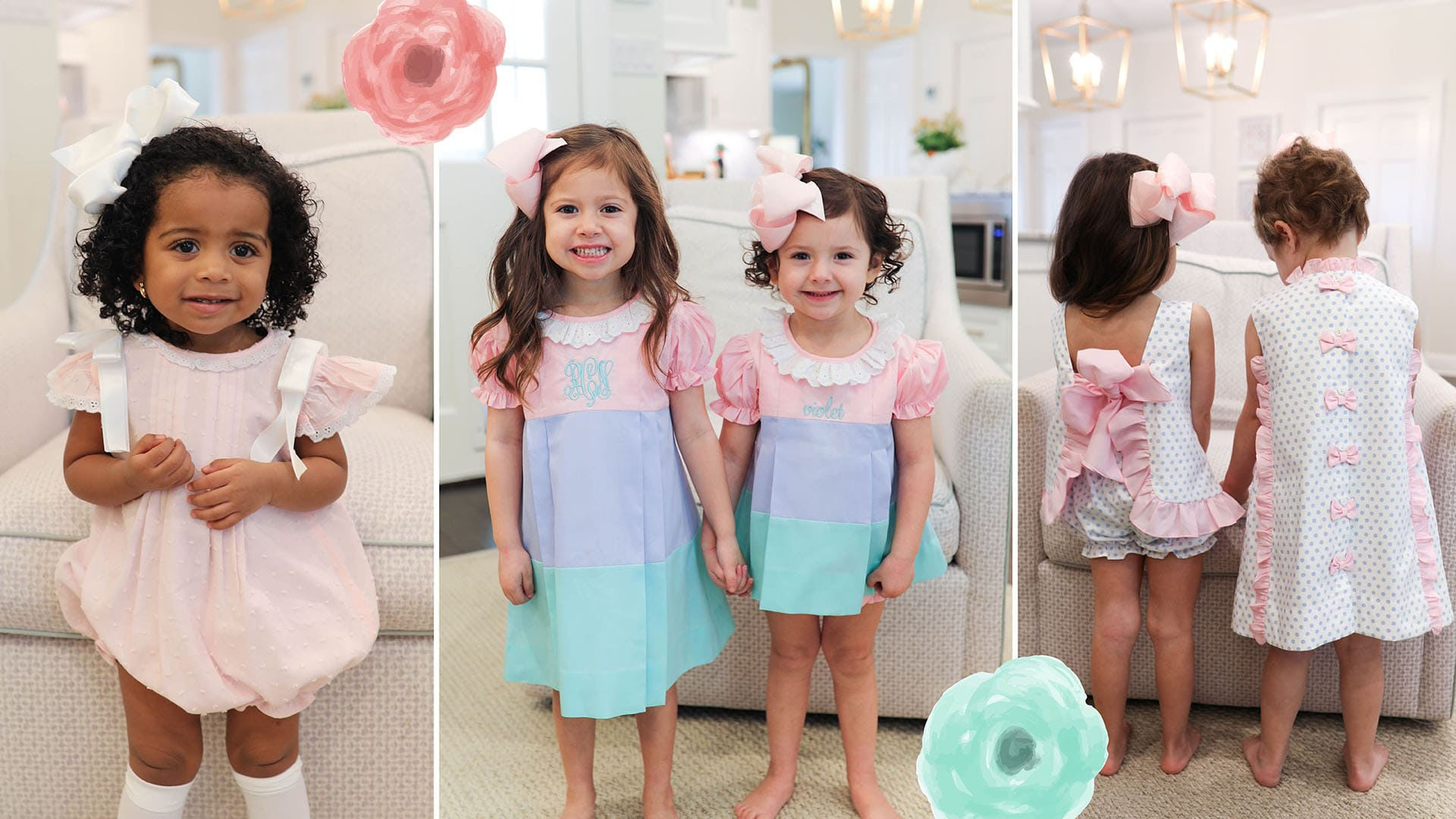 girls spring outfits