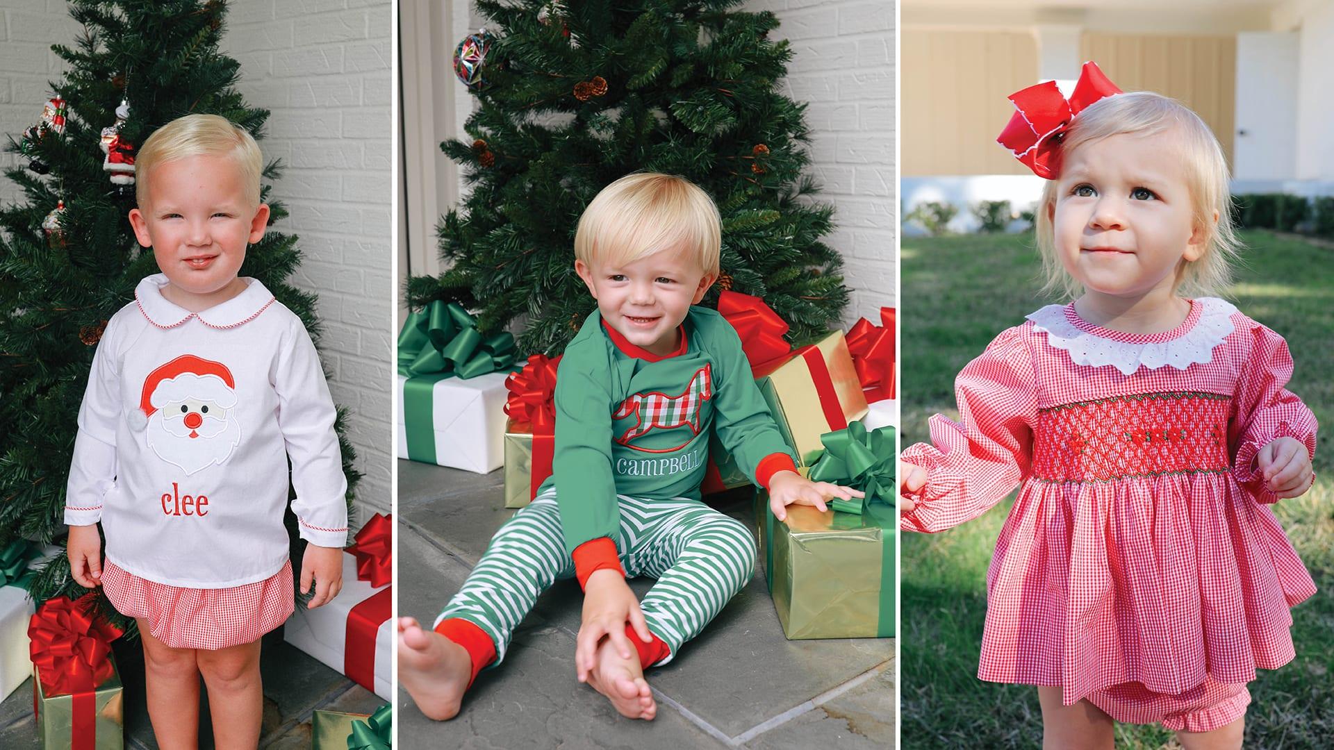 Children's Christmas Clothing