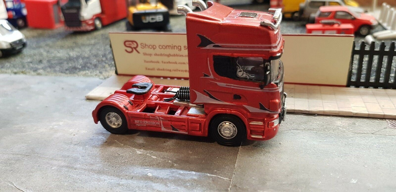 1:76 Code3  Truck Upgrade Kit would Suit Oxford Diecast and Corgi