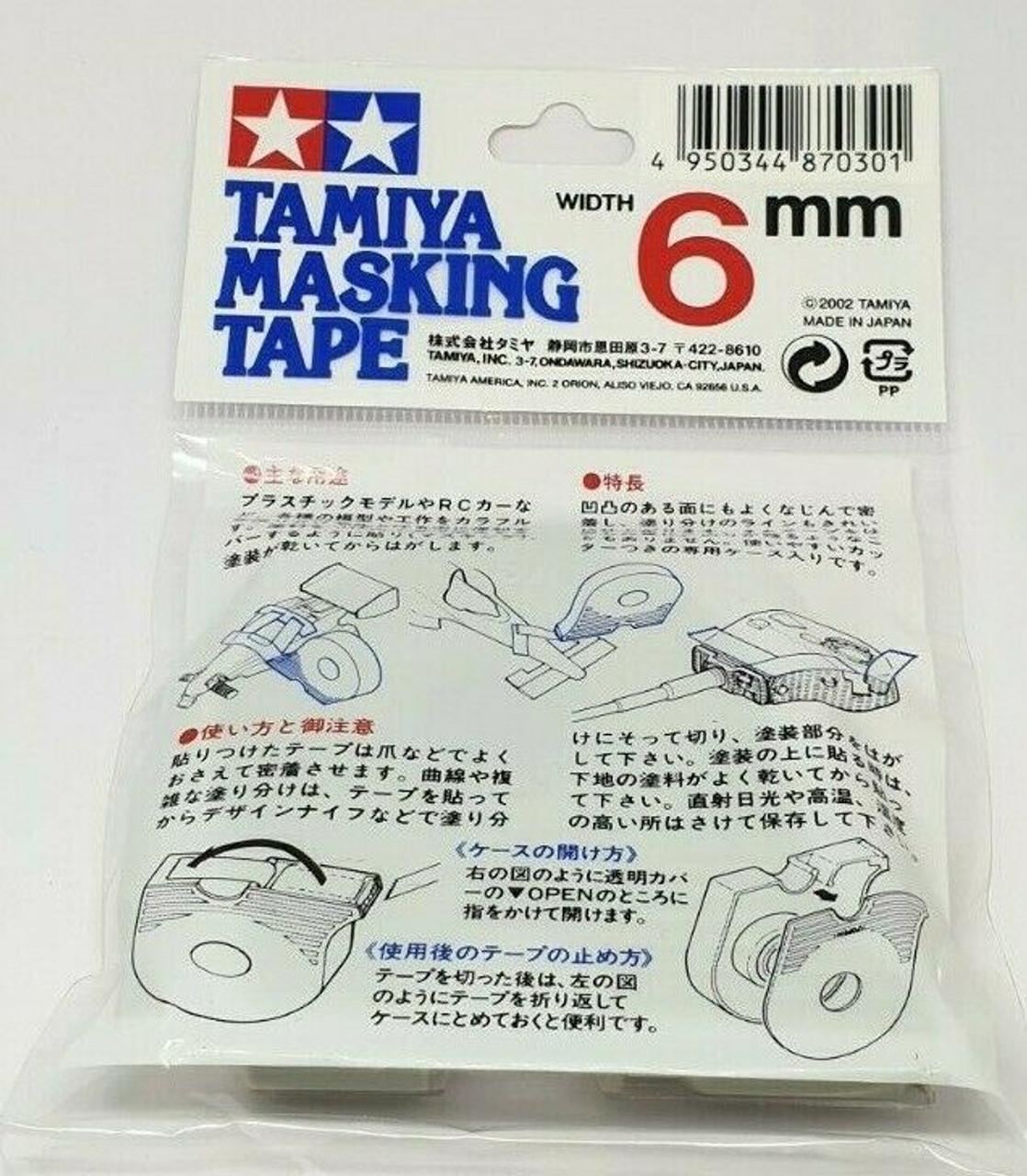Tamiya Masking Tape Dispenser 6 mm