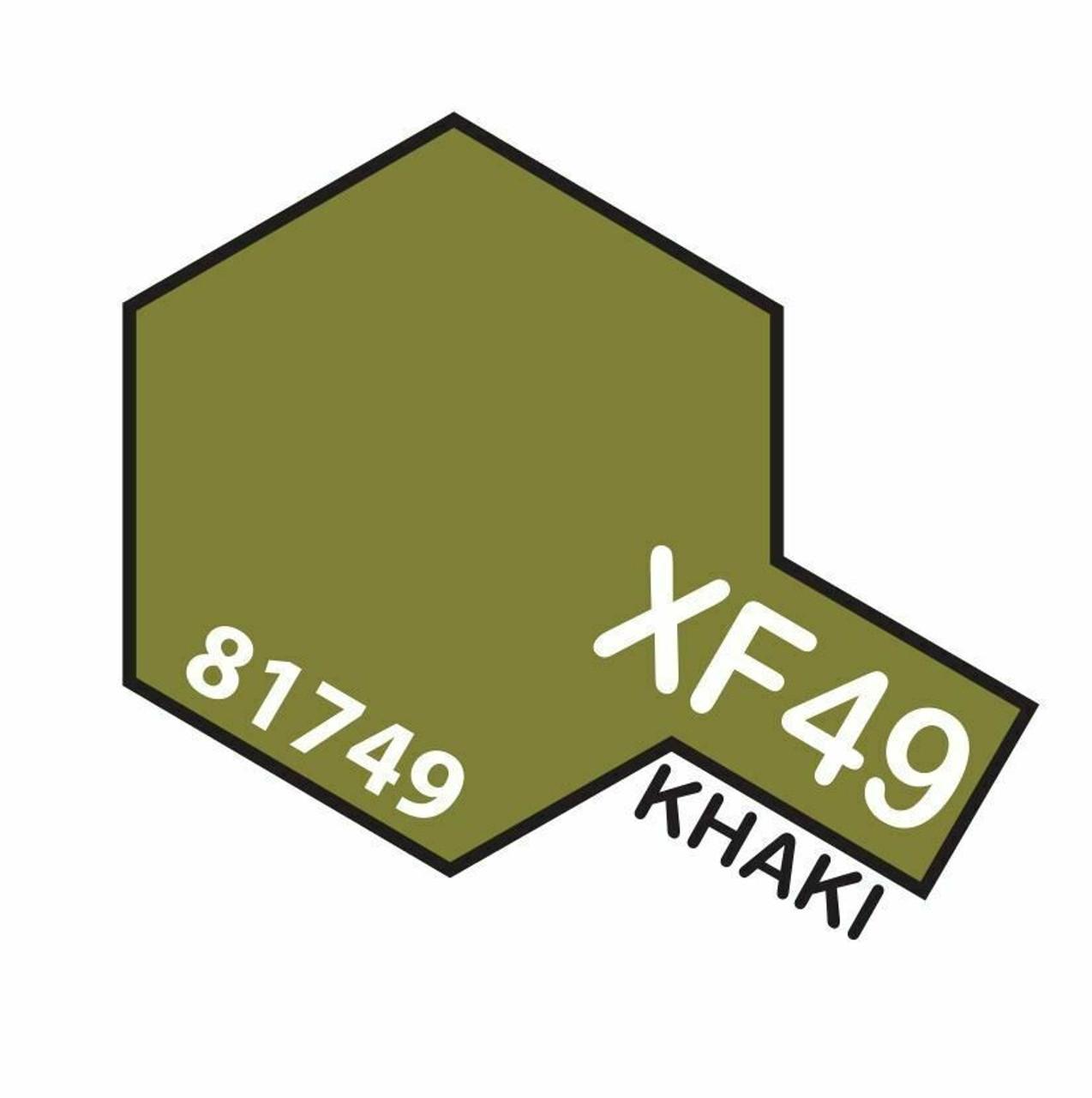 Tamiya 10ml  XF-49 Khaki