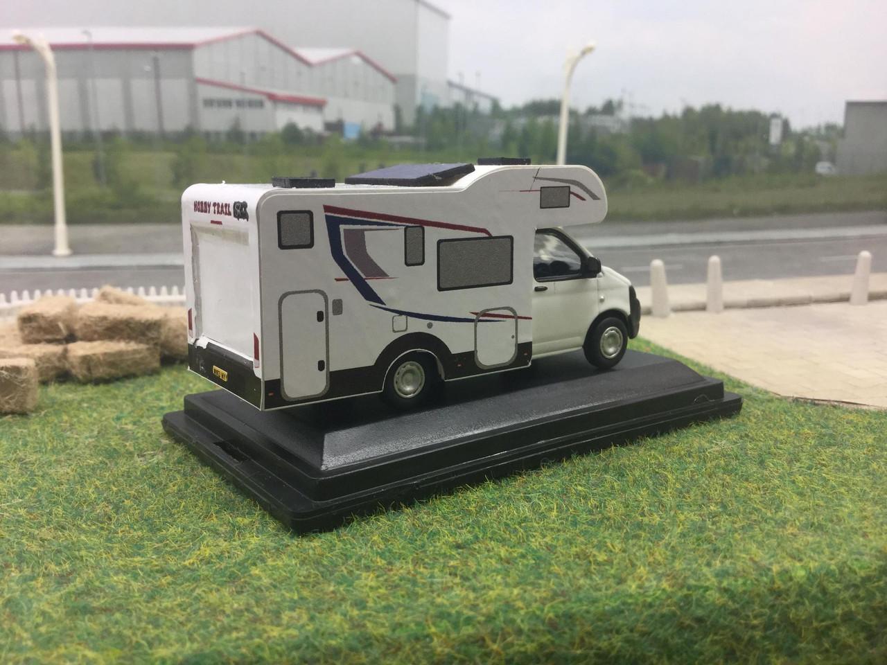 1/76 Code 3 Oxford Diecast Volkswagen T5 Motorhome