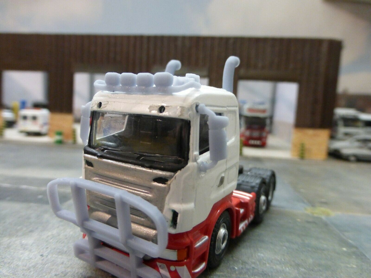 1:76 scale Scania mirrors (3 Pack)