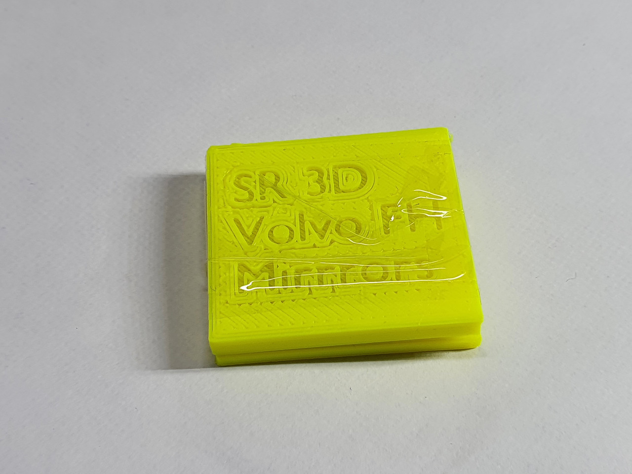 1:76 scale vovlo FH mirrors (resin printed)