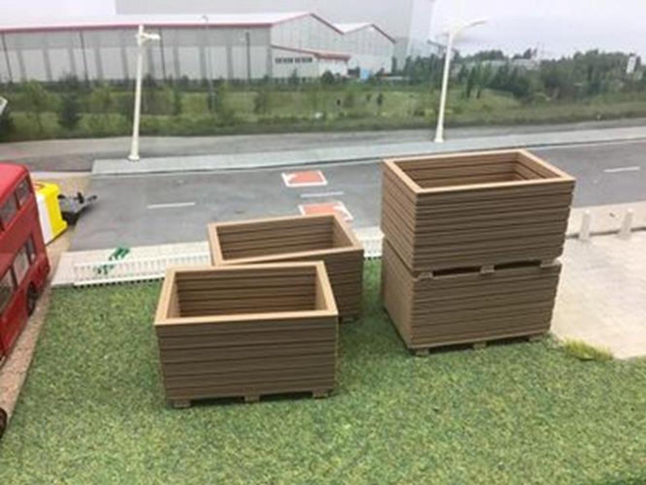 1:32 Scale Potato boxes (Empty) 1pk