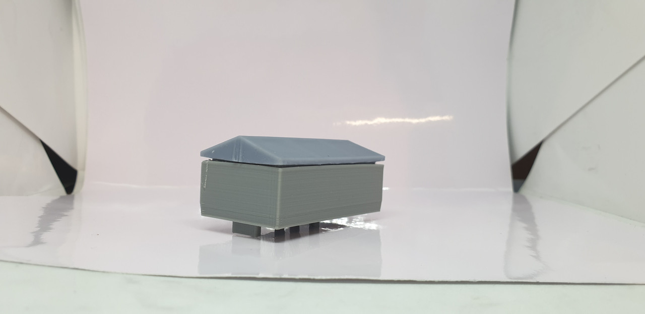 1:76 code 3 long Ballast box