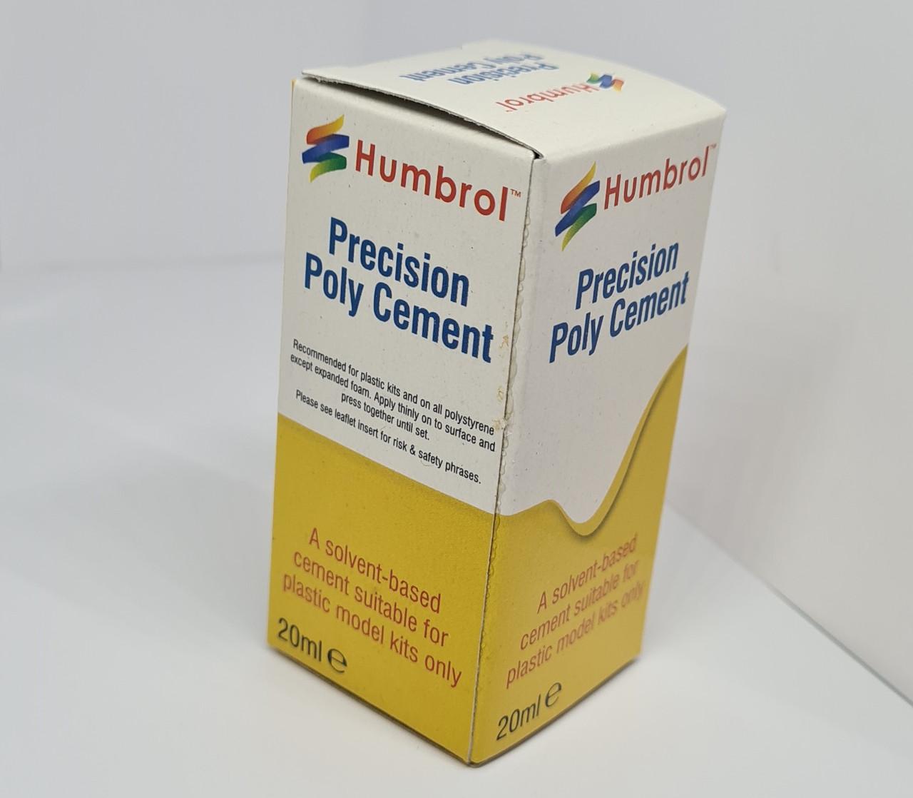 Humbrol Precision Poly Cement/ Glue AE2720