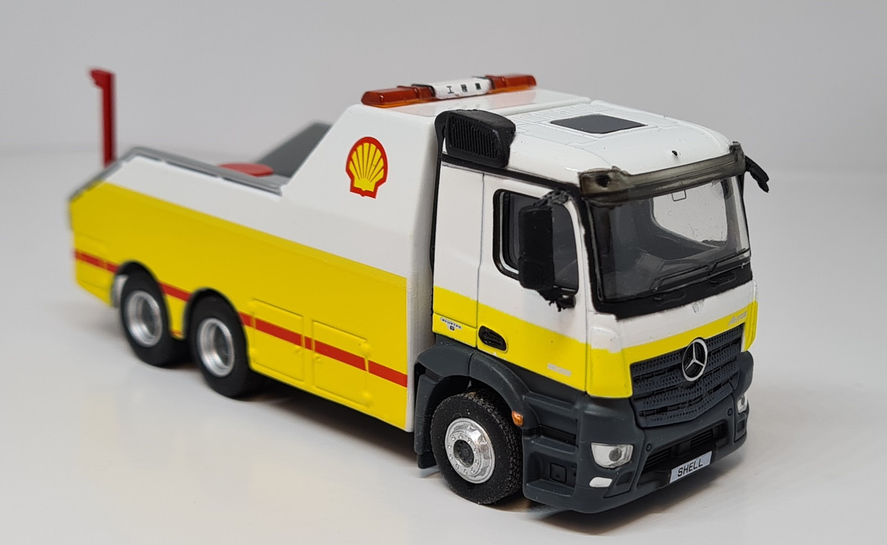 1:76 Shell recovery truck