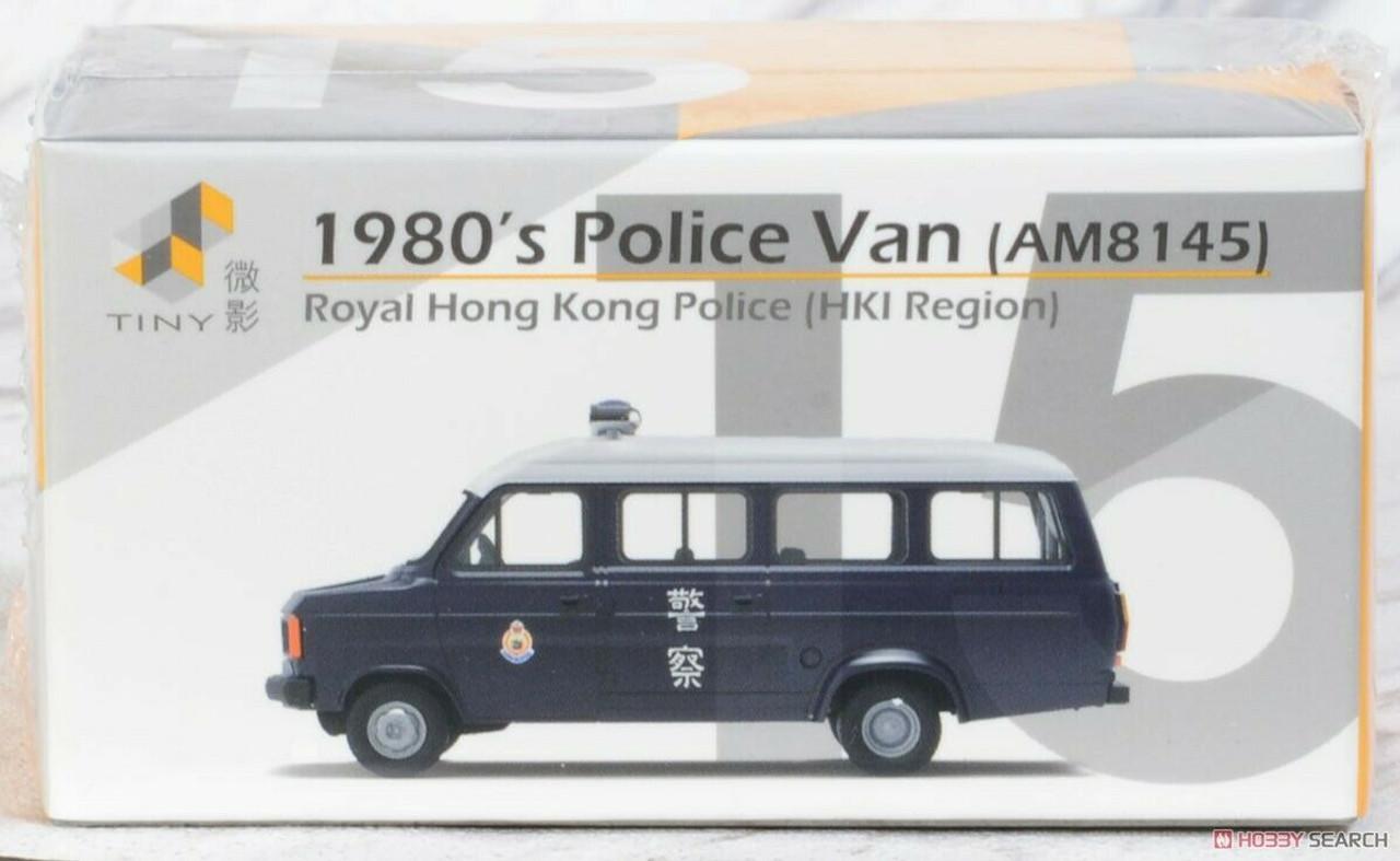 1:76 Ford Transit Mk 2 Police