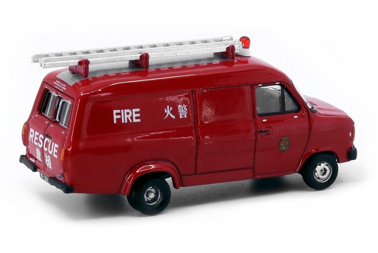 1:76 1980's HKFSD Light Rescue Unit