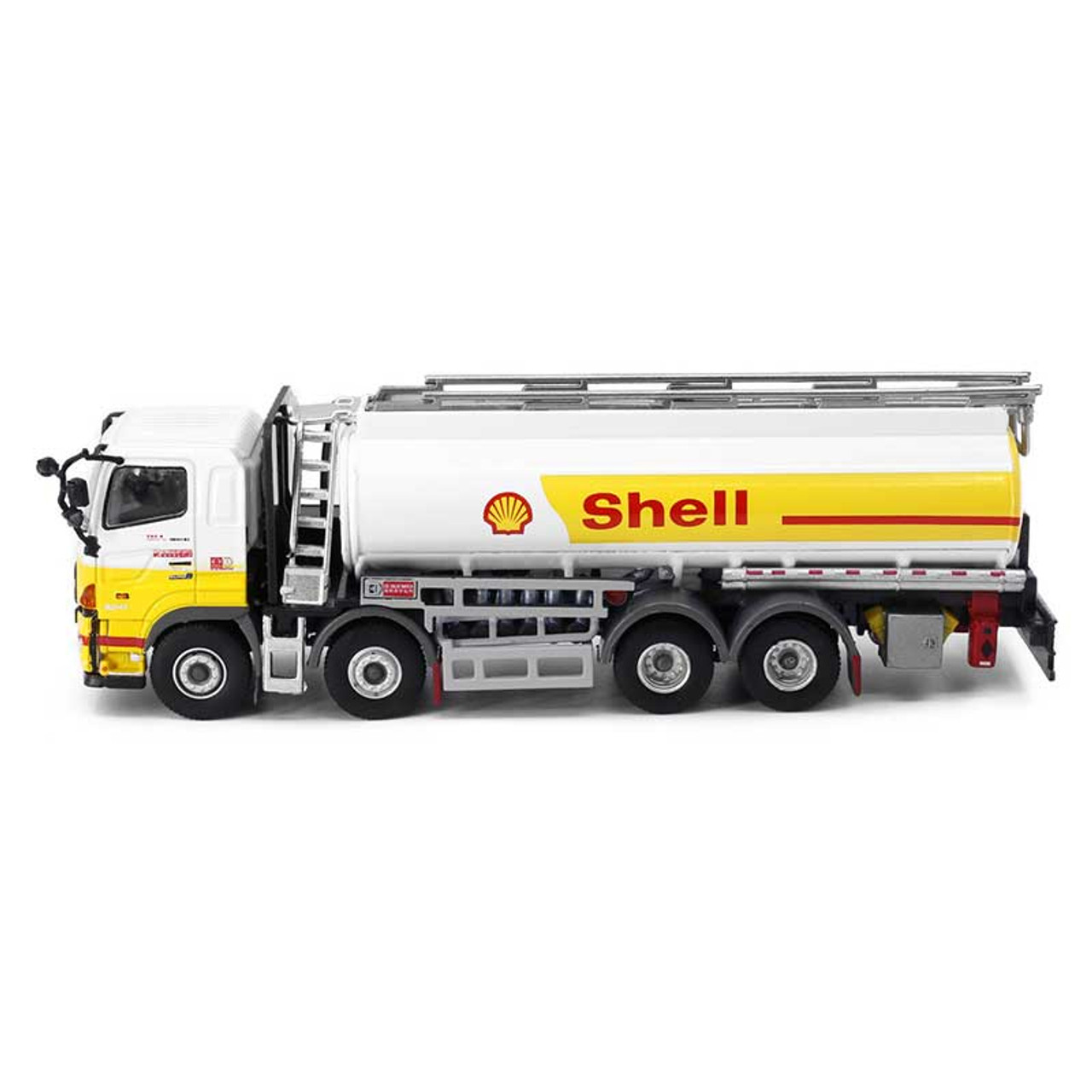 1:76 HINO 700 Shell Oil Tanker Truck