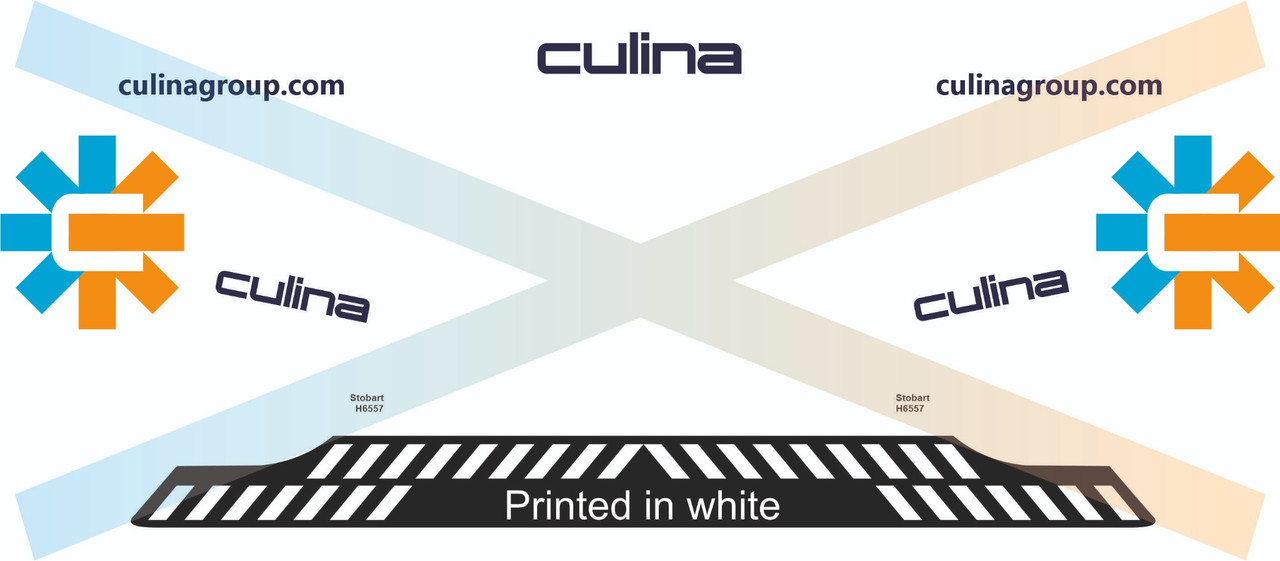1:76 Culina Stobart Decals for oxford Cab and Trailer